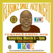 Reason 2 Smile Arts Night
