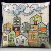 Pillow (rainy city)